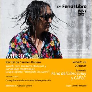 poster de Carmen Baliero